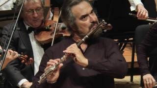 Israeli songs - Song of the Flute part 1, Noam Buchman, Frédéric Chaslin, JSO
