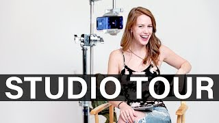 State of the Role: Studio Tour with Marisha Ray