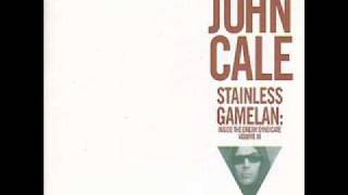 John Cale - Stainless Steel Gamelan