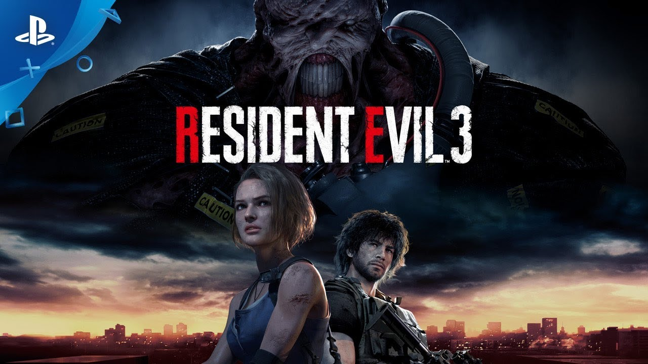 Resident Evil 3 Makes A Return Trip to Raccoon City April 3rd, 2020