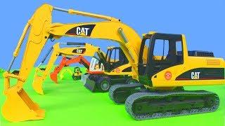 Bagger von Bruder, Lego Duplo, Playmobil & Paw Patrol | Lastwagen, Trucks & Kran Spielwaren Toys