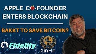 BAKKT To Save Bitcoin? Steve Wozniak Enters Blockchain - Today