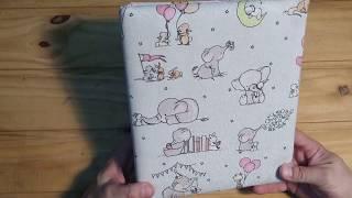 Baby Girl Mini Album With Your Book of Memories Tutorial