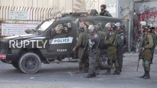 State of Palestine: Clashes and arrests in Bethlehem as Palestinians march on 'Day of Rage'