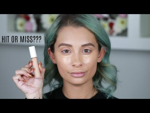 HIT OR MISS… FENTY BEAUTY CONCEALER + SETTING POWDER REVIEW