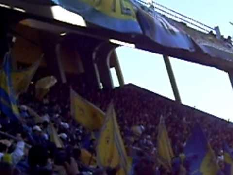 """""""Boca locura, que tenemos aguante no hay duda"""" Barra: La 12 • Club: Boca Juniors • País: Argentina"""