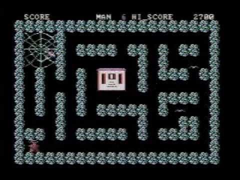 NIght Stalker - IBM PC Booter version 1982
