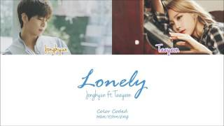 jonghyun lonely lyrics english - TH-Clip