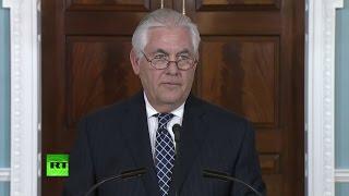 Госсекретарь США раскритиковал ядерную сделку с Ираном и назвал страну спонсором терроризма