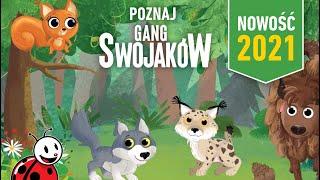 Kadr z teledysku Zostaw przyrodę, przyrodzie tekst piosenki Gang Swojaków