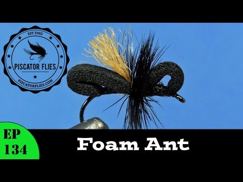 Foam Ant Dry Fly