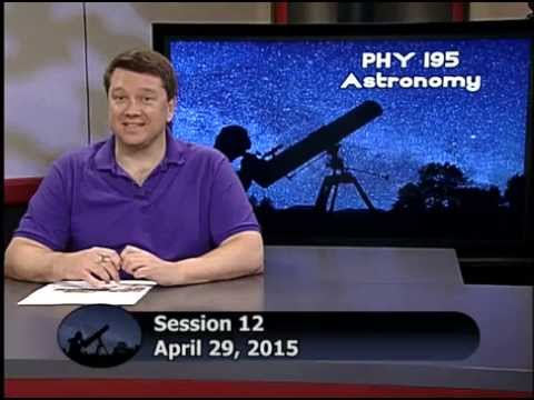 Intro Astronomy 2015. Class 12: The Sun and Stars