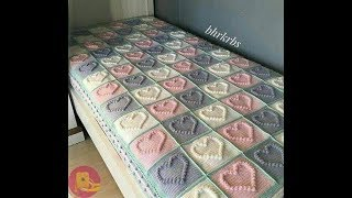 Crochet Patterns| For |Crochet Baby Blanket| 2629