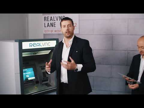 Remote access for ATMs - Real time engaging customer support - Demo