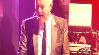 Howard Jones Look Mama. O2 Academy Liverpool 13.4.12.