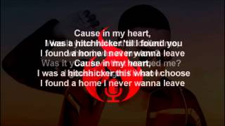 Omi - Hitchhiker (Lyrics)