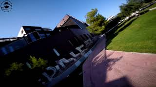 Pressing The Building! (FPV Freestyle)
