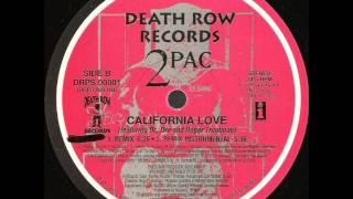 2Pac - California Love (Remix) Ft. Dr. Dre|Roger Troutman