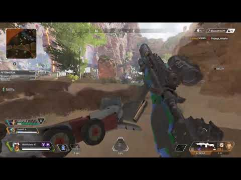 Apex Legends | 29 squad kills game | CZ/SK