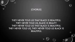 Black Is Beautiful By Chronixx Lyrics
