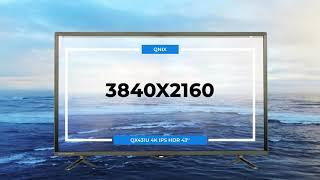큐닉스그룹 큐닉스 QX431U 4K IPS HDR 무결점_동영상_이미지