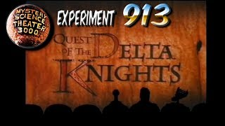 MST3K - S09E13 - Quest Of The Delta Knights