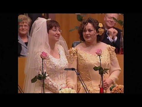Ολλανδία: Επέτειος 20 χρόνων από τους πρώτους γάμους ομοφύλων…