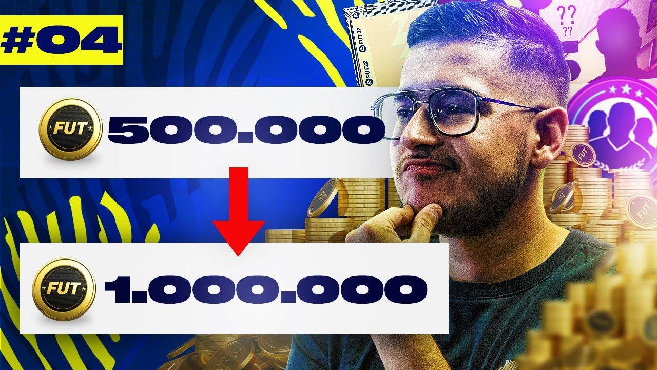 DE 0€ À 5 MILLIONS DE CRÉDITS #4 : LE PREMIER MILLION ! 🥳