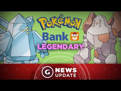 Pokemon Bank Gets Legendary Pokemon For Limited Time - GS News Update