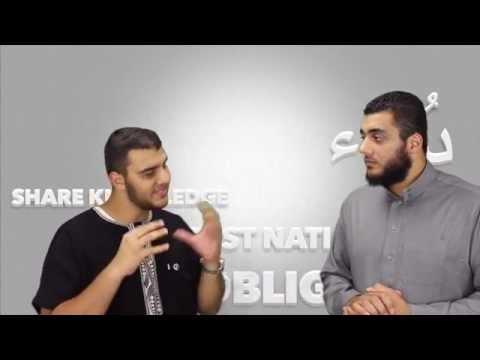 Benefits of Dawah - Br Anas & Ibrahim