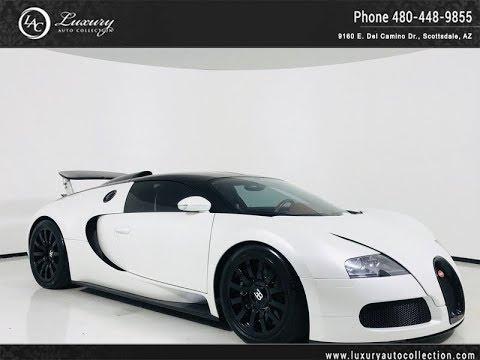 Pre-Owned 2006 Bugatti Veyron 16.4 w/ GS Suspension Upgrade