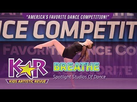 """Breathe"" from Spotlight Studios Of Dance"