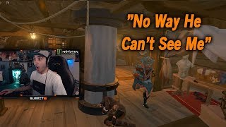 27 Minutes of Summit1G Sneaking onto Other Players Ships and Trolling Them / Sea of Thieves