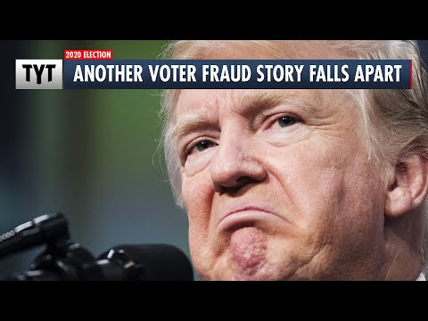 ANOTHER Voter Fraud Story Retracted