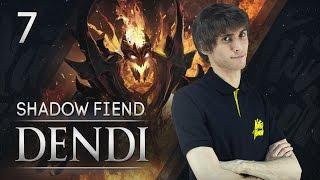 Na`Vi Dendi - Shadow Fiend vol.7