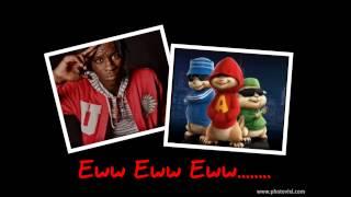 Young thug-Eww Eww Eww (alvin & chipmunks version)