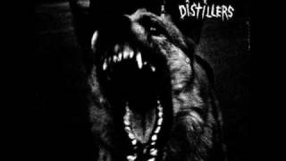 The Distillers - The World Comes Tumblin'