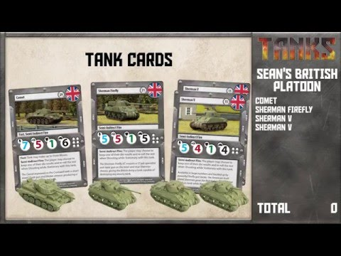 How To Play TANKS - Building Platoons