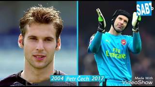 TRANSFORMATION: Top 30 Goalkeepers Then And Now Featuring Cech, Neuer,