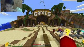Minecraft W10 Hunger Games #1 | Horrible Servers!