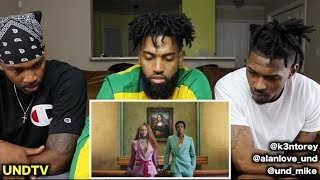 Beyonce & Jay Z   Apes**t (The Carters) [REACTION]