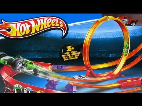 Hot Wheels Super Track Pack Construye tu Pista - Juguetes de Hot Wheels