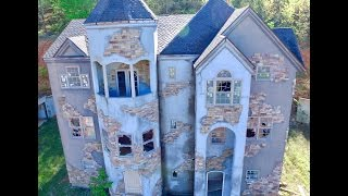 Abandoned Resort Mansions - Indian Ridge Resort - Branson West, MO