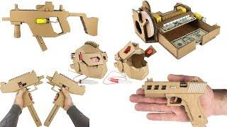 Top 5 Genuis Ideas Of 2019 - Cardboard