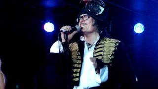Adam Ant - Room At The Top - Live @ St Osyth
