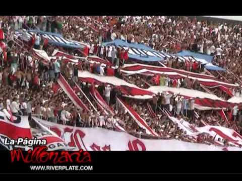 """""""""""Llega el domingo voy a ver al campeón"""" - Riverplate.com"""" Barra: Los Borrachos del Tablón • Club: River Plate"""