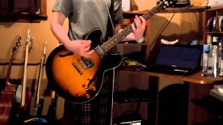 """""""The Flight of Apollo"""" Angels & Airwaves Guitar Cover"""