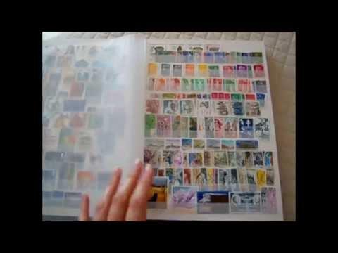 Vlog 06. Colección de sellos