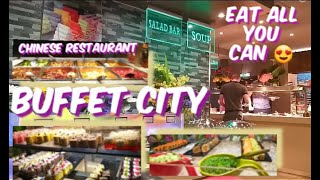 Eat all you can in Chinatown Manchester / Buffet City / Chinese food / Filipina life in UK