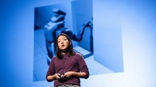 Leila Takayama makes robots more human